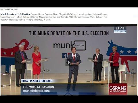 MAGA: Gingrich & Ingraham Debate Granholm & Reich