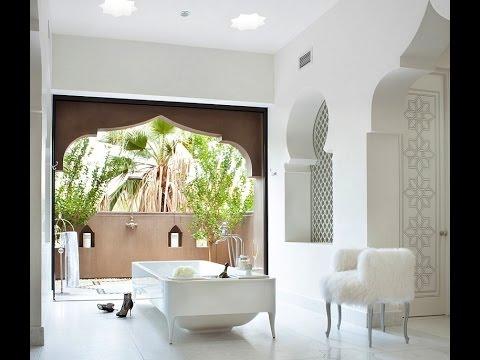 Экзотика и Роскошь  Ванная в Марокканском стиле