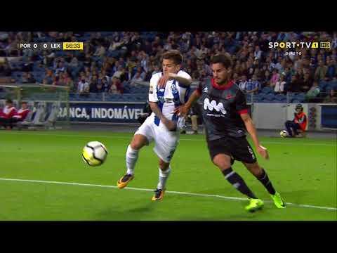 Futebol: FC Porto-Leixões, 0-0 (Taça da Liga, grupo D, 1.ª jornada, 24/10/17)