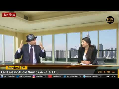 Pardesi TV Intervew with Suramya Mishra: SHAANDAAR UP (UTTAR PRADESH).