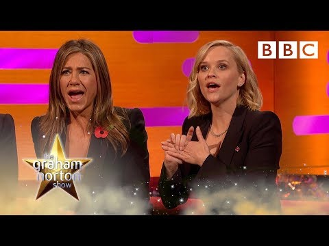 FRIENDS QUIZ: Jennifer Aniston VS Reese Witherspoon   The Graham Norton Show - BBC