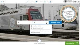 ZVV-Online-Fahrplan: Per Abkürzung ans Ziel