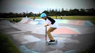 mitch weal   auckland clips   360 backflip