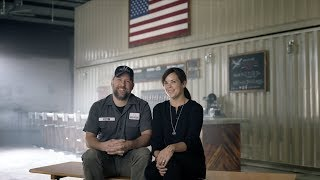 Service Brewing Company: On a mission