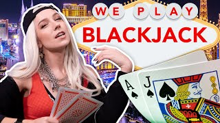 Playing Blackjack in Viva Smosh Vegas!