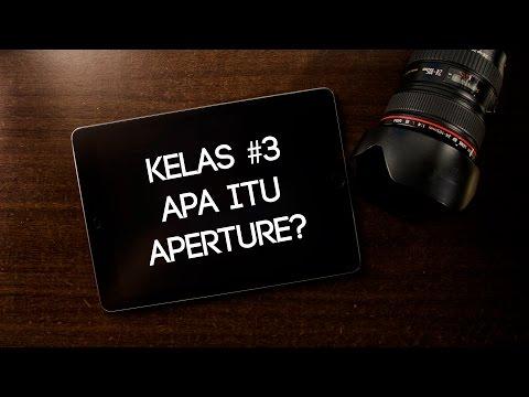 Belajar Fotografi: Apa Itu Aperture? dan Cara Memahami Aperture | Kelas Fotografi Online #3