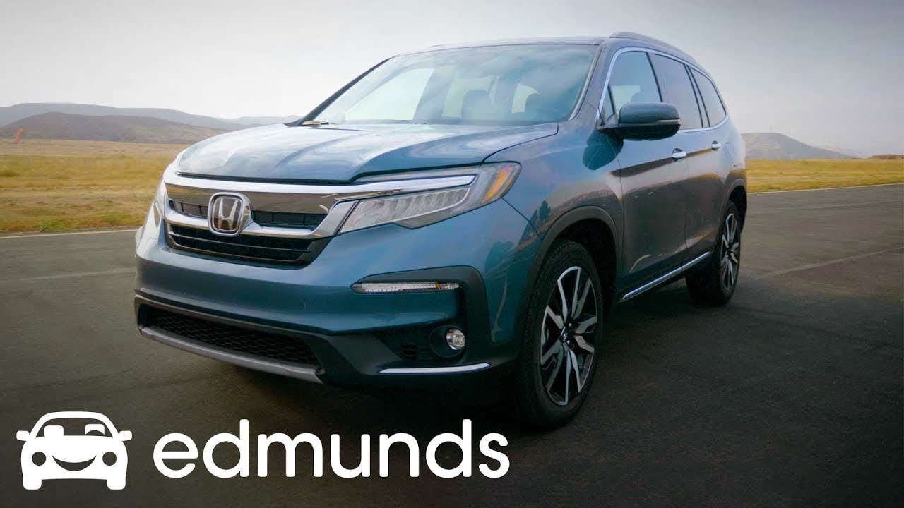 2019 Honda Pilot Prices, Configurations, Reviews | Edmunds