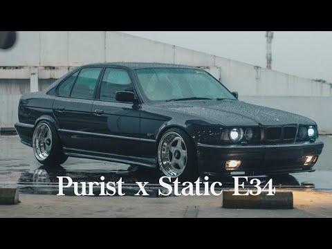 BMW E34 520i 2800cc 1993 // Rudyn's Pristine Box of Memories