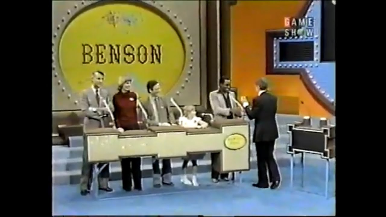 Download All Star Family Feud Special (#8):  March 29, 1980  (Dallas, Benson, WKRP, & Angie)