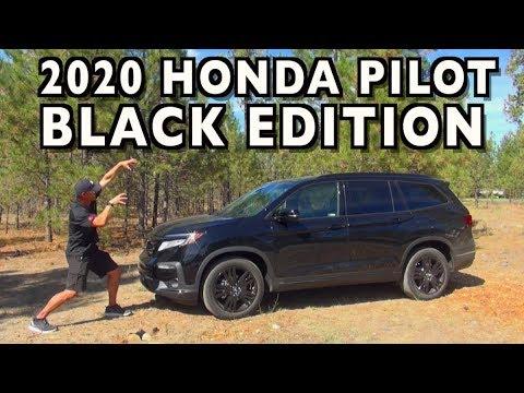 Review: 2020 Honda Pilot AWD Black Edition Review on Everyman Driver