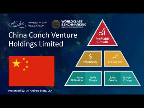 China Conch Venture Holdings Limited (586 HK)