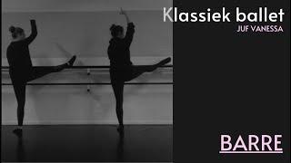 KLASSIEK BALLET - Barre