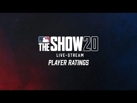 MLB The Show 20 Livestream - Ratings