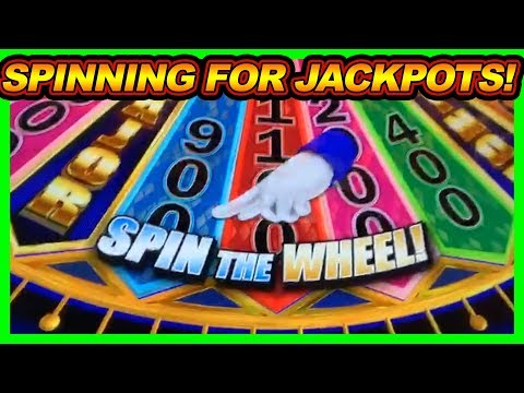 CASH SPIN DELUXE ★ BETTER THAN WHEEL OF FORTUNE! ➜ LIVE PLAY AT THE GOLDEN NUGGET LAUGHLIN