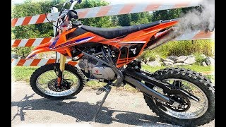 2019 TAO TAO DBX1 Top Speed Test GONE WRONG! | Installed New Mikuni Carb