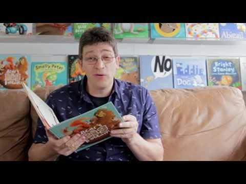 Reading Rocks with Little Tiger - Steve Smallman reads Bear's Big Bottom!