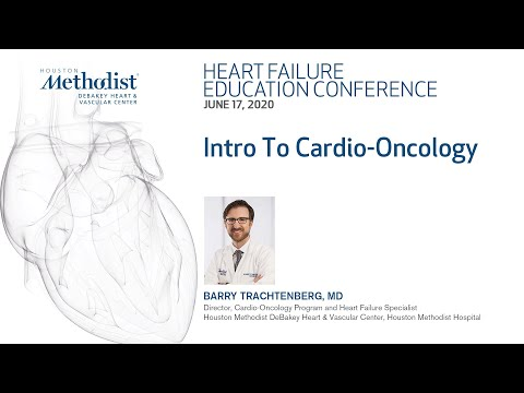 Intro to Cardio-Oncology (Barry Trachtenberg, MD) June 17, 2020