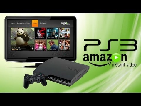 Amazon Instant Video on the PS3 Review! Sharp's 4K 32
