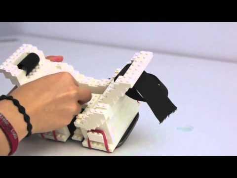 0 - faBrickation: 3D-Druck mit Lego kombinieren