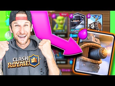 FLYING MACHINE is finally in Clash Royale!!!