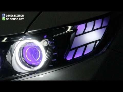 HONDA CIVIC FB แต่งสวย จัดเต็มไฟหน้า ไฟท้าย ระดับConcept Car