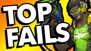 Overwatch Top Fails #1