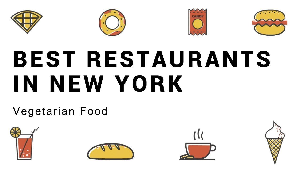 New York Manhattan Vegetarian Restaurants