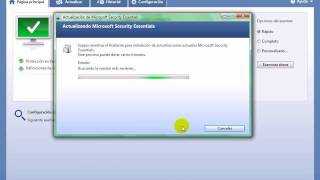 Microsoft Security Essentials - Tutorial en Español
