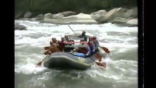 New River, West Virginia - Whitewater Rafting, 1997, Rivers Outfitters