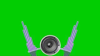 كروما موجة صوتية مع مضخم صوت (bass boosted)