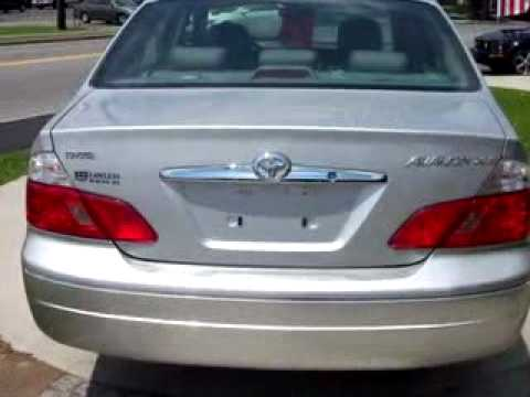 2003 Toyota Avalon XLS Lawless Chrysler Jeep Woburn, MA