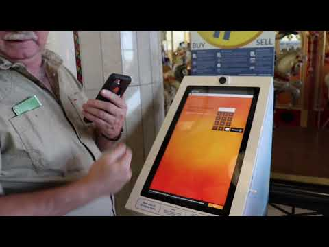 I Buy ETH From BITCOIN ATM In Columbia Mall Missouri Using PILLAR WALLET And Cash