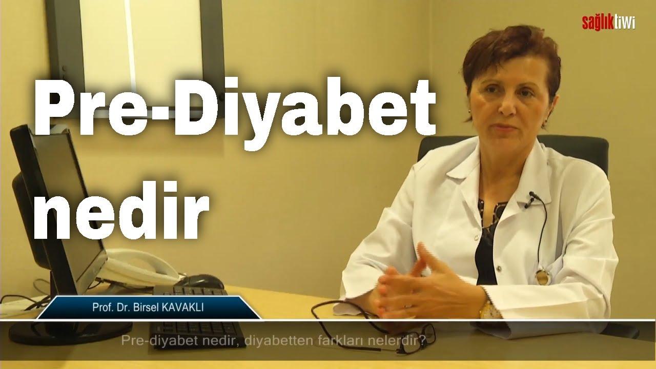 Pre-Diyabet nedir