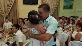 Благодарность родителям от невесты. Трогательно до слёз! Такое услышишь только на греческих свадьбах