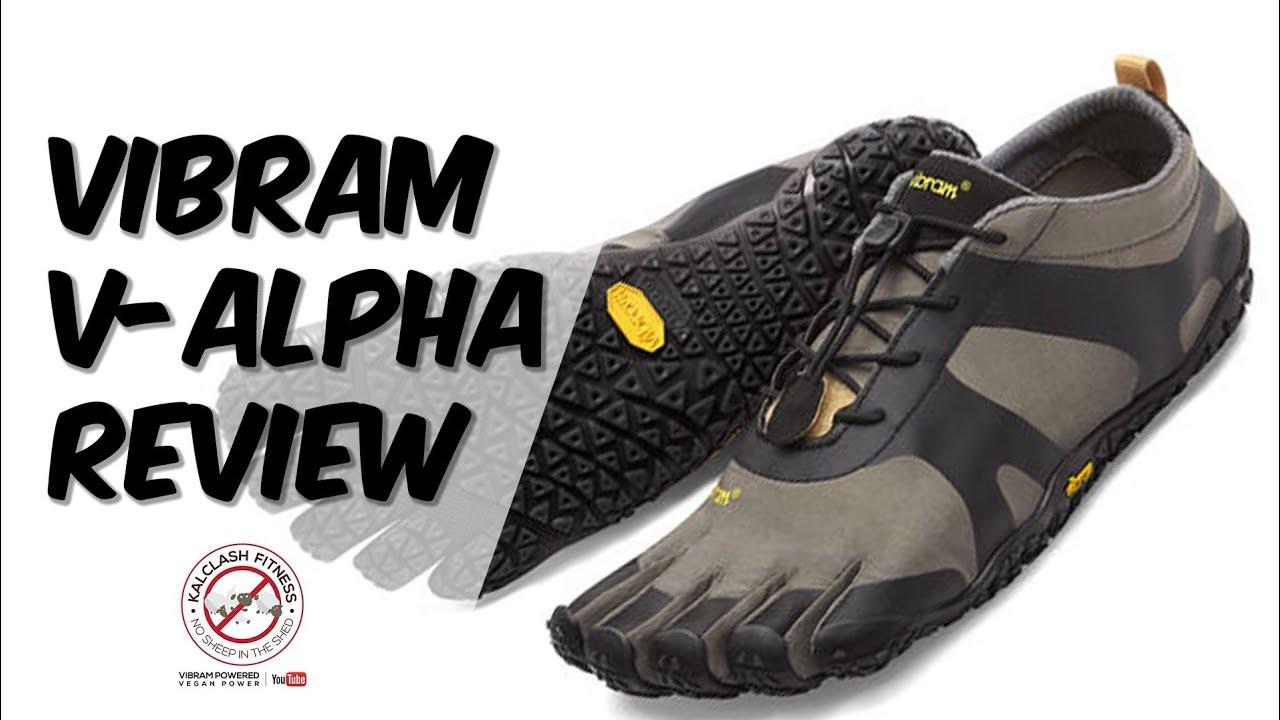 Running Shoe ReviewMinimalist Fivefingers Valpha Vibram xCderoB