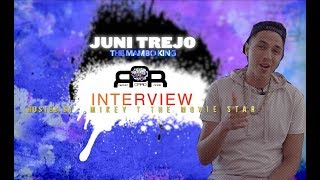 JUNI TREJO ON BEING THE MAMBO KING