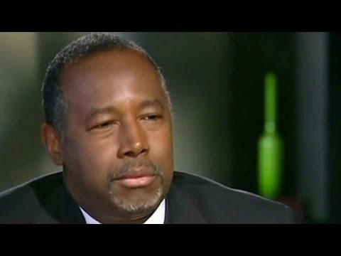 Ben Carson: Gay Rights Not The Same As Civil Rights