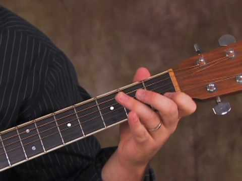 Everlast - What It's Like - Acoustic Guitar Lessons - How to Play on Guitar - Tutorial