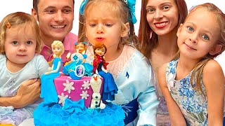 Happy Birthday Mary 3 years old - Song for Children