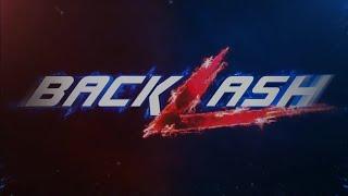 WWE Backlash 2018 show open