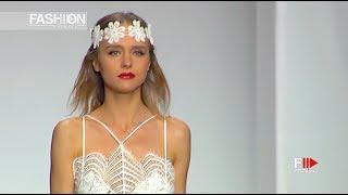 IBIMODA   Sueño de una noche de verano Highlights SS 2018 Madrid Bridal Week   Fashion Channel