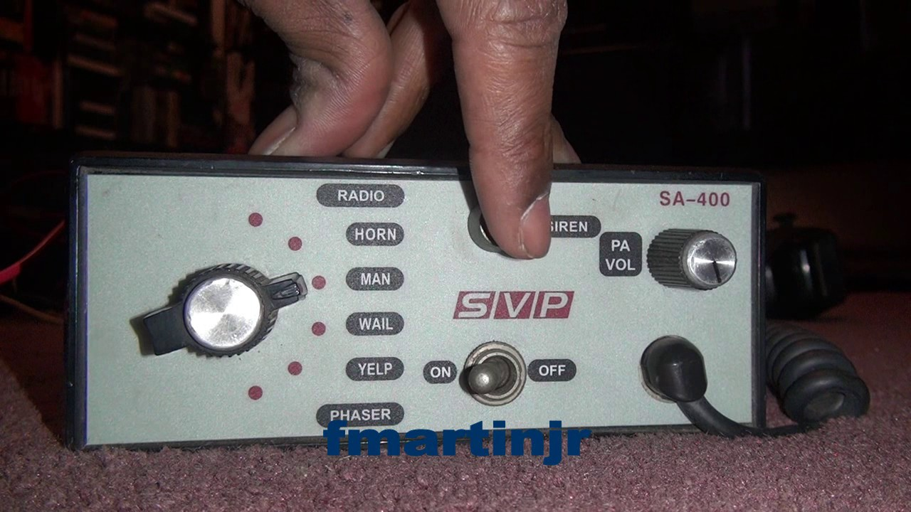 Svp Siren Wiring Diagram Books Of Galls Remote Sa 400 73 Electronic Emitted Through 1 Whelen Wc80949 100 Rh Youtube Com