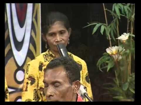 Lagu Daerah Papua - Group Kobe Oser - SYE MANSEREN (Bahasa Biak)