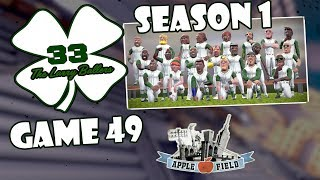 Super Mega Baseball 2 - Season 1 - Game 49 - The Larry Ballers v Sirloins