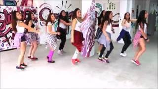 Permítame - Wisin & Yandel ft. Tony Dize / COREOGRAFÍA ZUMBA