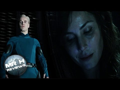 "Alien Covenant Prologue ""The Crossing"" Breakdown - David & Shaw After Prometheus"