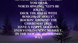 Brenda Lee - Rockin' Around The Christmas Tree (lyrics) [hd]