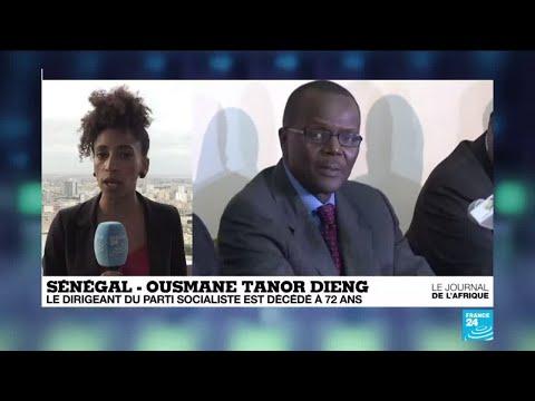 Décès de Ousmane Tanor Dieng, figure du socialisme au Sénégal