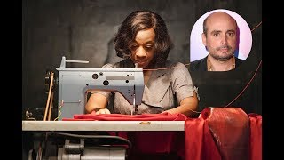 With In Fabric, Peter Strickland made a movie about the terror of department stores