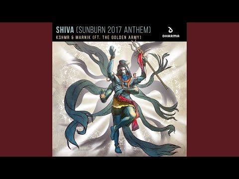 SHIVA (Sunburn 2017 Anthem) (feat. The Golden Army)